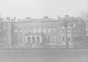 Somerford Hall, Cheshire