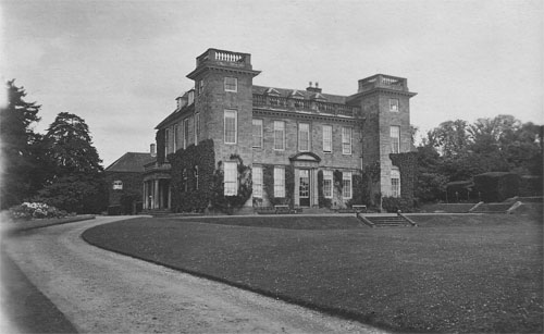 Etwall Hall