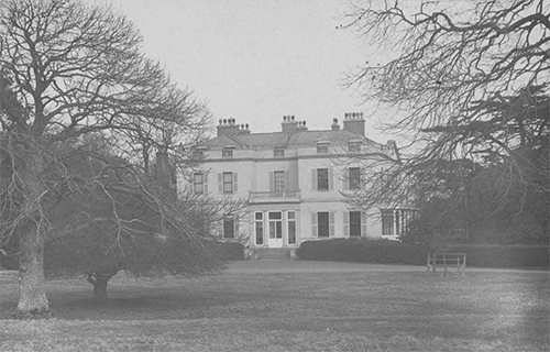 Great Testwood House