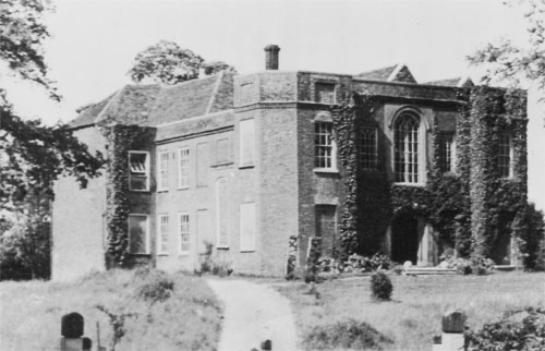The Great House, Cheshunt