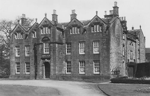 Alkincoats Hall