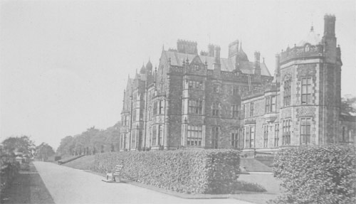 Worsley Hall
