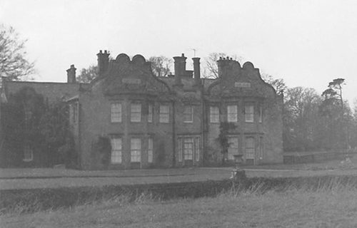North Runcton Hall