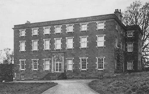 Brixworth Hall