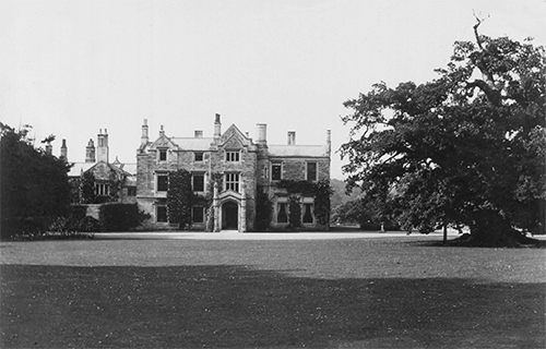 Edith Weston Hall