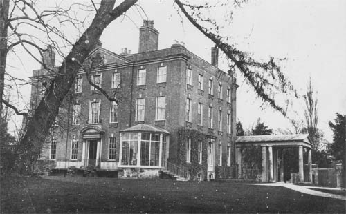 Elford Hall