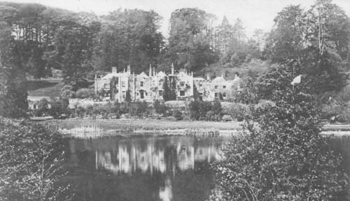 The Rookery from the lake