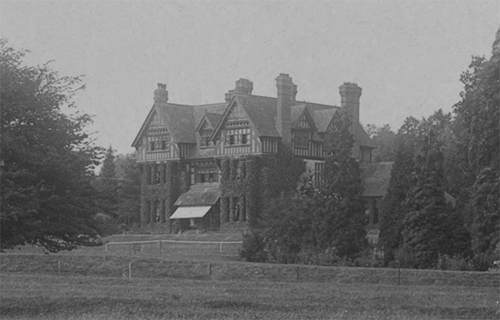 Great Alne Hall